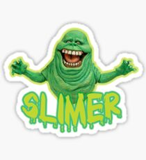 Slimer Sticker