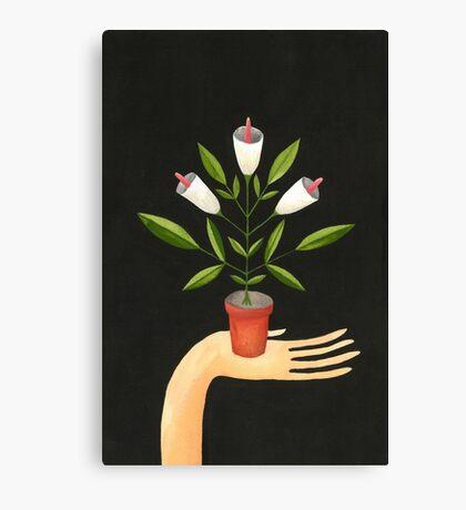 Gift Canvas Print