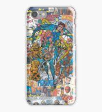 Vintage Comic Fantastic Four iPhone Case/Skin