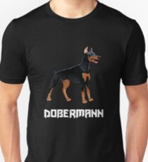 Dobermann Pinscher Unisex T-Shirt
