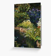 Hobart Botanic Gardens Greeting Card