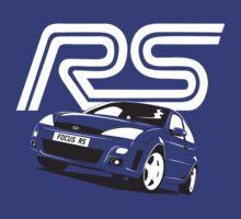 Ford Focus RS Mk1 | Unisex T-Shirt