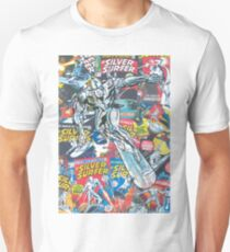 Vintage Comic Silver Surfer T-Shirt