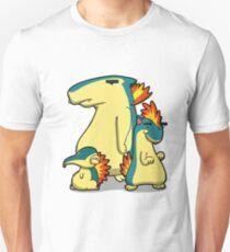Three Flaming Weasels T-Shirt