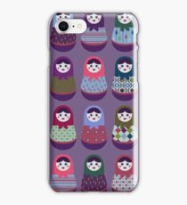 Babushka iPhone Case/Skin