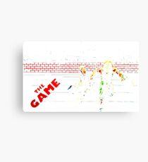 escape - the game Canvas Print