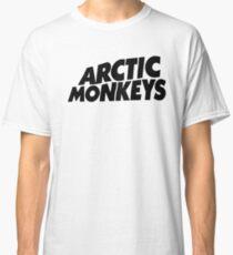 Artic Monkey Logo Classic T-Shirt