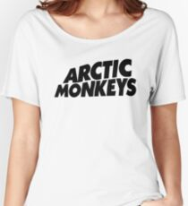 Artic Monkey Logo Women's Relaxed Fit T-Shirt