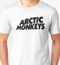 Artic Monkey Logo T-Shirt