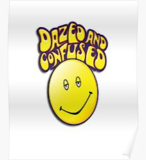 Dazed and Confused- 1993 Film Poster