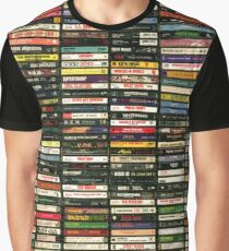 Tapes and Tapes and Tapes Graphic T-Shirt