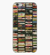 Tapes and Tapes and Tapes iPhone Case