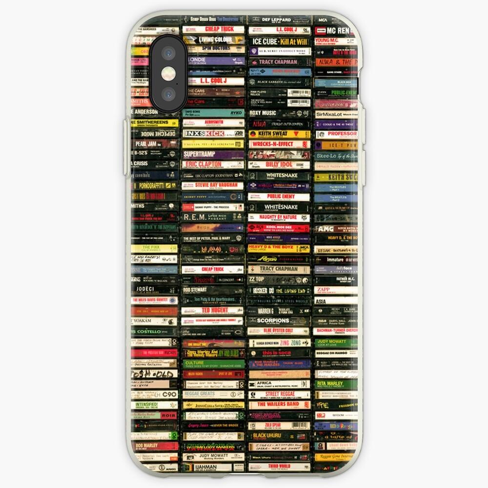 Cintas y cintas y cintas Funda y vinilo para iPhone