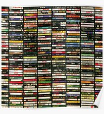 Tapes and Tapes and Tapes Poster
