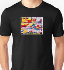 Comic cartoon Unisex T-Shirt