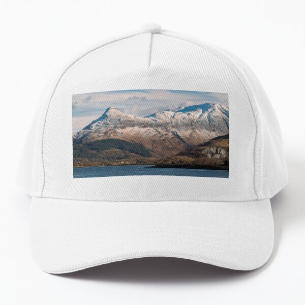 The Pap of Glencoe and Loch Leven Baseball Cap