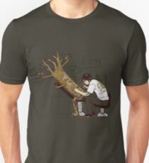 The Wood With The Dragon Craving T-Shirt