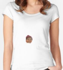 Honey Bun Baby Women's Fitted Scoop T-Shirt