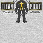 Titan Pilot Training Academy by Adho1982