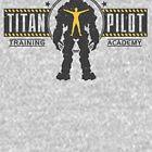 Titan Pilot Trainingsakademie von Adho1982