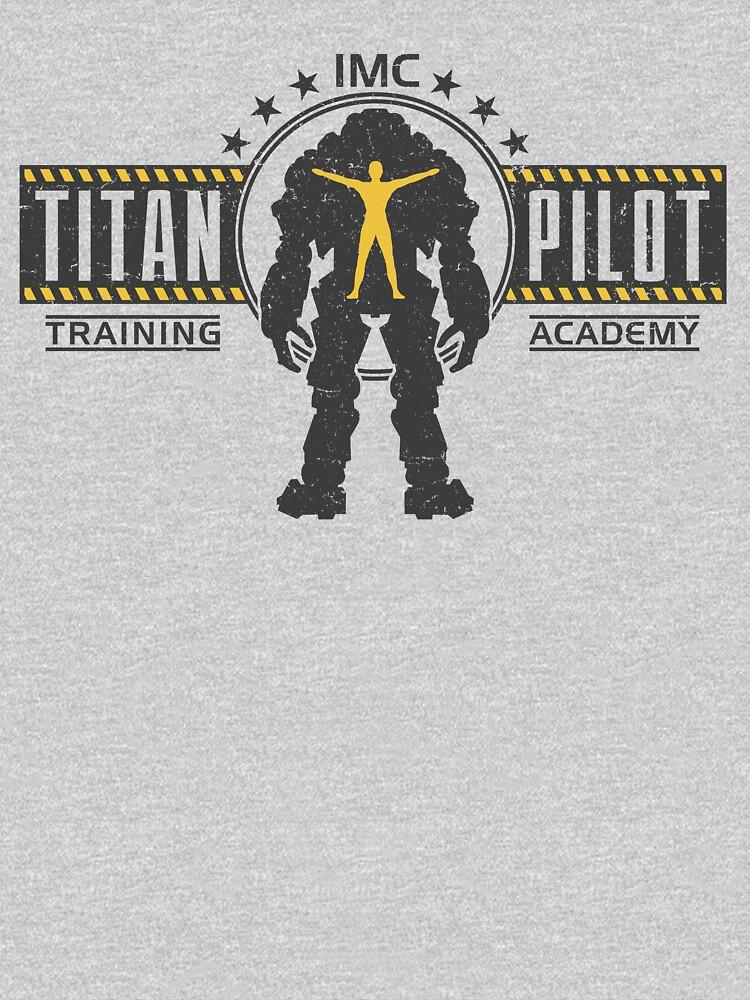 Titan Pilot Training Academy | Unisex T-Shirt