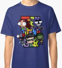 Teen Titans Gir! Classic T-Shirt