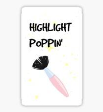 HIGHLIGHT POPPIN Sticker