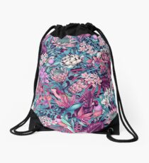 Stand Out! (ultraviolet 2) Drawstring Bag