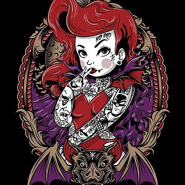 Vampire, No Die! by batory