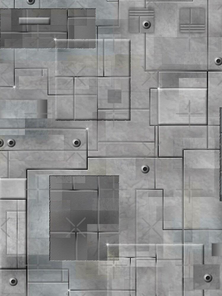 Industrial Tiles by perkinsdesigns