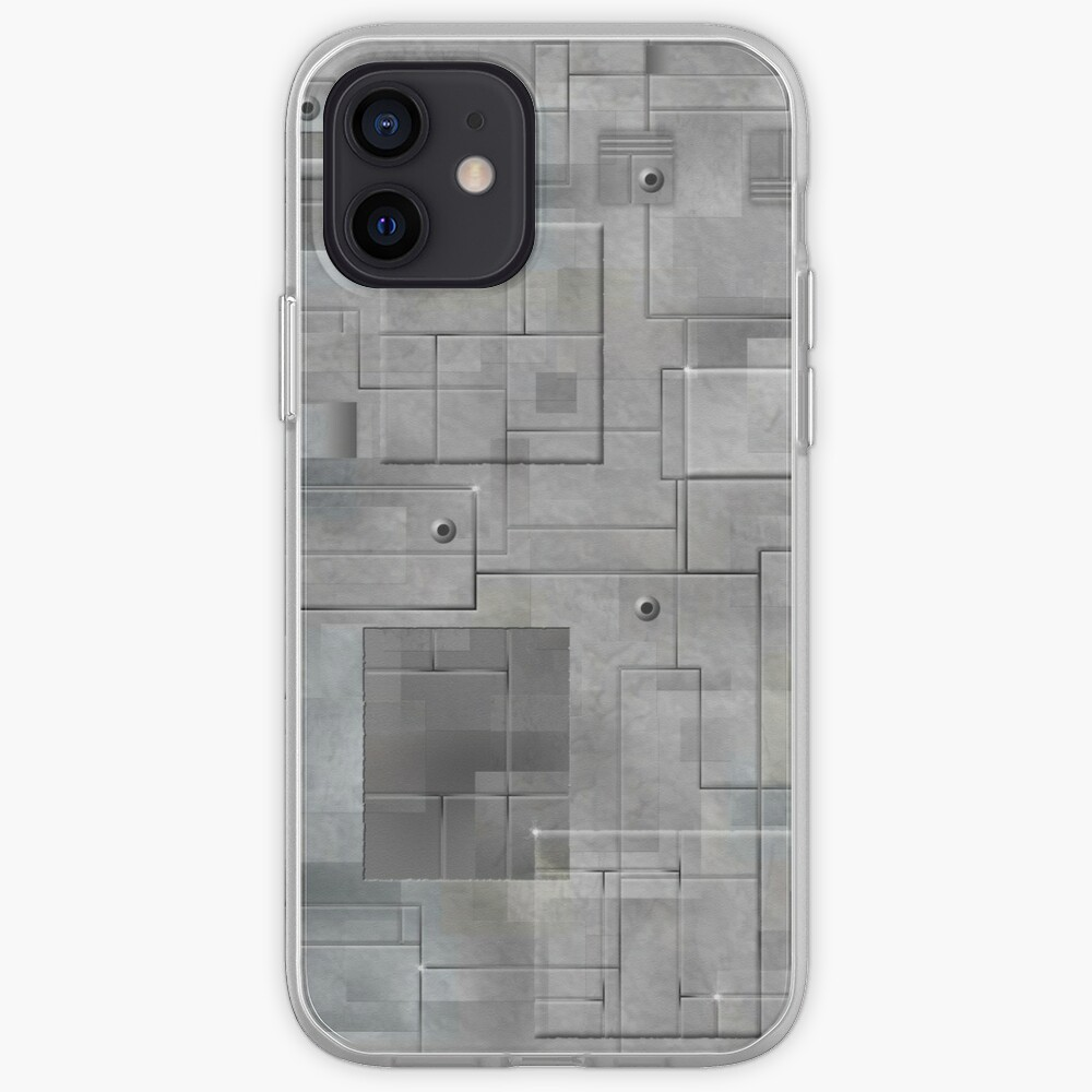 Industrial Tiles iPhone Case & Cover