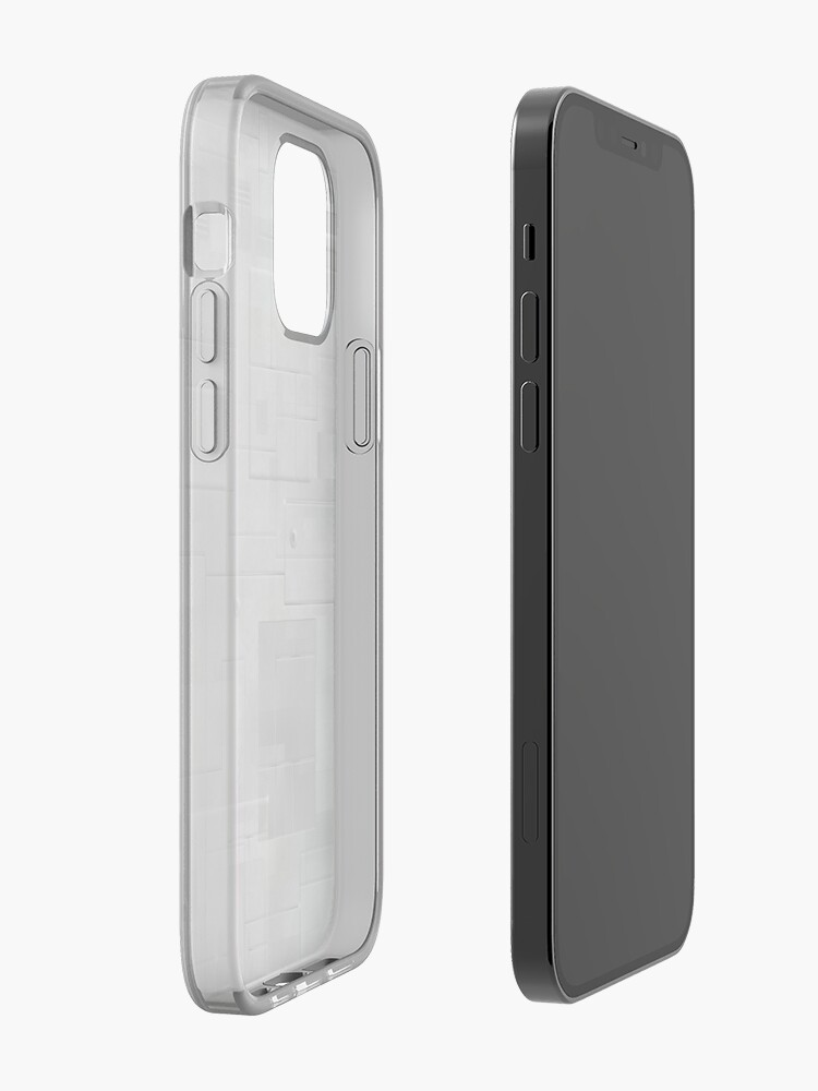 Alternate view of Industrial Tiles iPhone Case & Cover