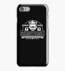 Mushroom Kingdom Munitions iPhone Case/Skin