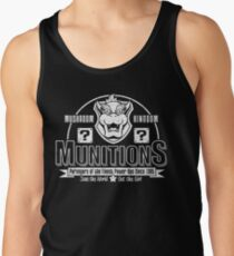 Mushroom Kingdom Munitions Tank Top