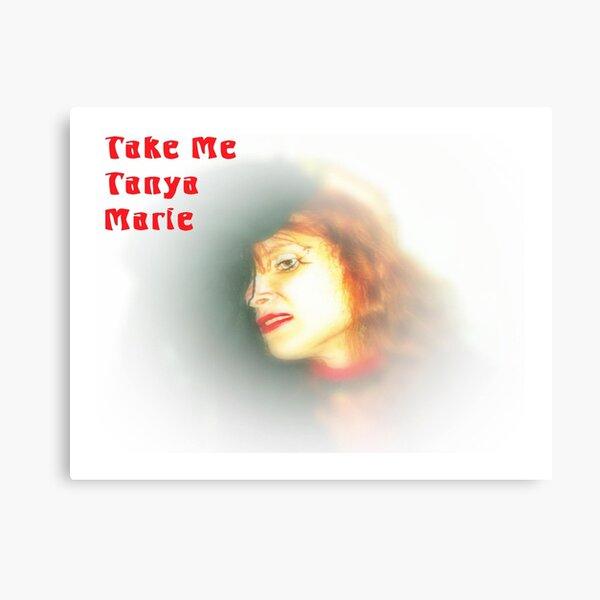 Take Me Metal Print
