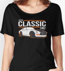 DATSUN NISSAN 240Z Women's Relaxed Fit T-Shirt