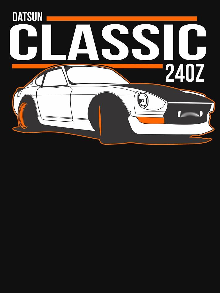 DATSUN NISSAN 240Z | Unisex T-Shirt