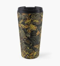 Fit In (burnt sienna) Travel Mug