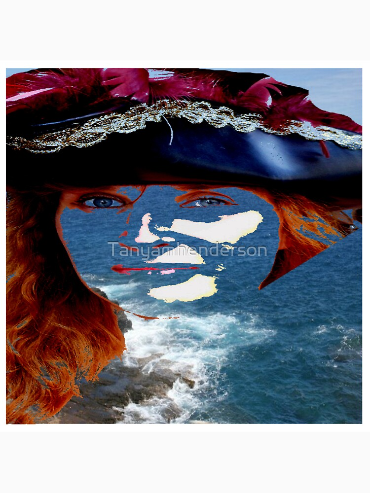 Face in the Sea by Tanyamhenderson