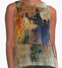 Mineral Cave Abstract Contrast Tank