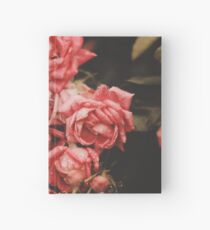 Vintage Roses Hardcover Journal