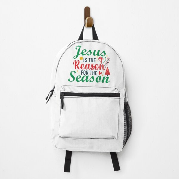 JESUS IS THE REASON FOR THE SEASOn COLLECTION Backpack