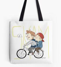 SKAM: EVAK Tote Bag