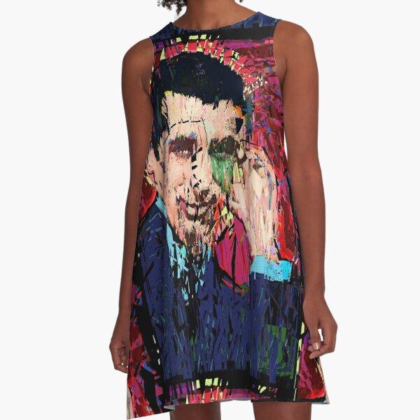 Cary Grant A-Line Dress