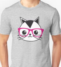 Funky Cat  Unisex T-Shirt