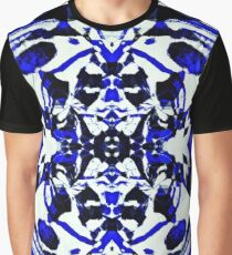 Geometric Polygon Abstraction Graphic T-Shirt