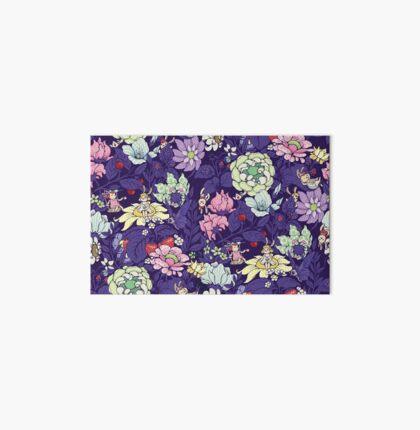 The Garden Party - blueberry tea version Art Board