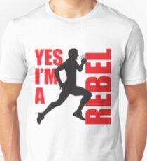 Yes I'm A Rebel T-Shirt