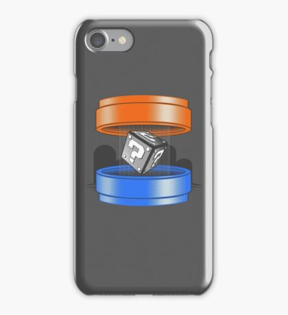 Thinking With Plungers iPhone Case/Skin