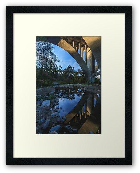 Under The Bridge by photosbyflood